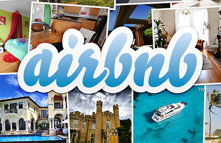 Airbnb(エアビーアンドビー)