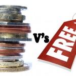 paid vs free
