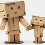 Amazonボックス人形