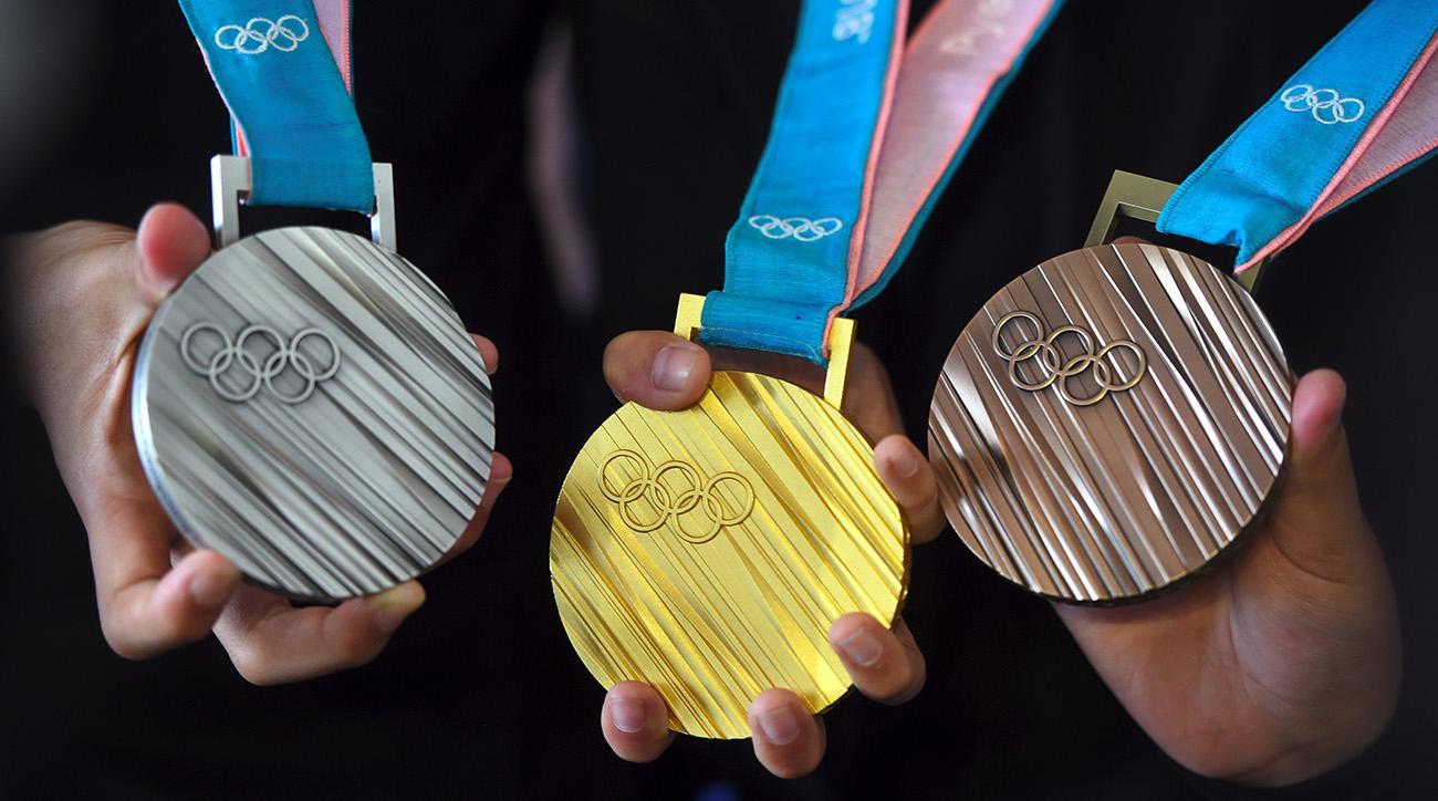 ピョンチャン メダル